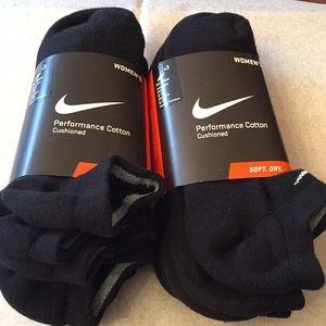 BNWT Nike Women's Socks Bundle